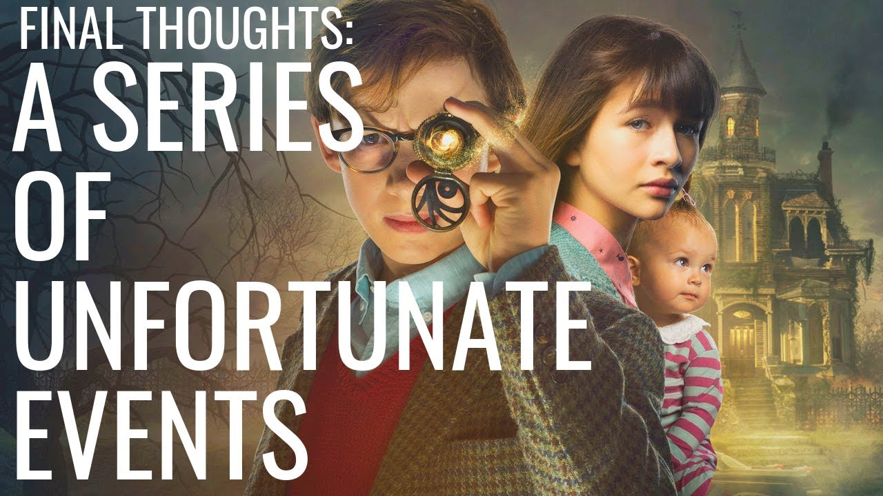 Download CASUAL REVIEW: A Series of Unfortunate Events