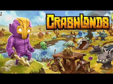 Crashlands - Official Game Trailer #1 (JAN 21, 2016)