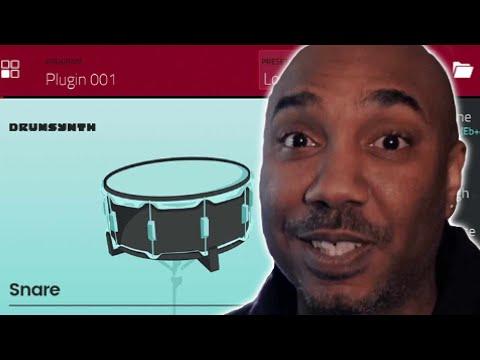 Drum Synth AKAI MPC Live II Beat Making Tips[Sampling]