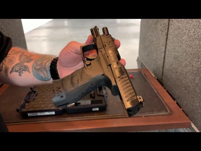 Range Gun - Walther PPQ M2 9mm