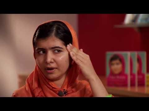 Malala Yousafzai - The National (CBC News) - Oct 9, 2013