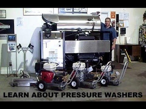 Start A Pressure Washing Business Equipment Chemicals