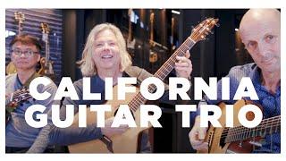 Vault Sessions: California Guitar Trio
