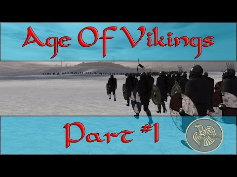 Age of Vikings: Total War- Part #1 Kingdom of Dublin