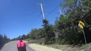 Adventures - Biking - Iles de la Madeleine - 2017 - Cap Aux Meulles Ride thumbnail