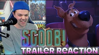 SCOOB! Trailer Reaction and Breakdown