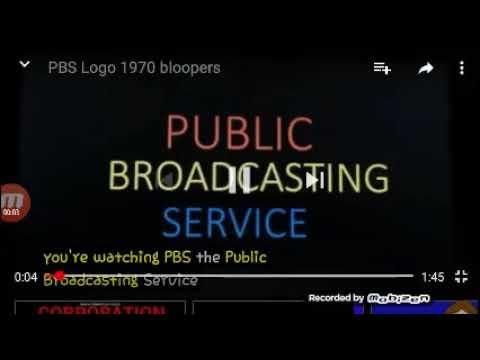 Public Broadcasting Service (1970)