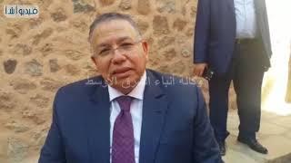 بالفيديو : نقيب الاشراف : ملتقى سانت كاترين للسلام العالمى رسالة بأن مصر بلد الأمن والحضارات