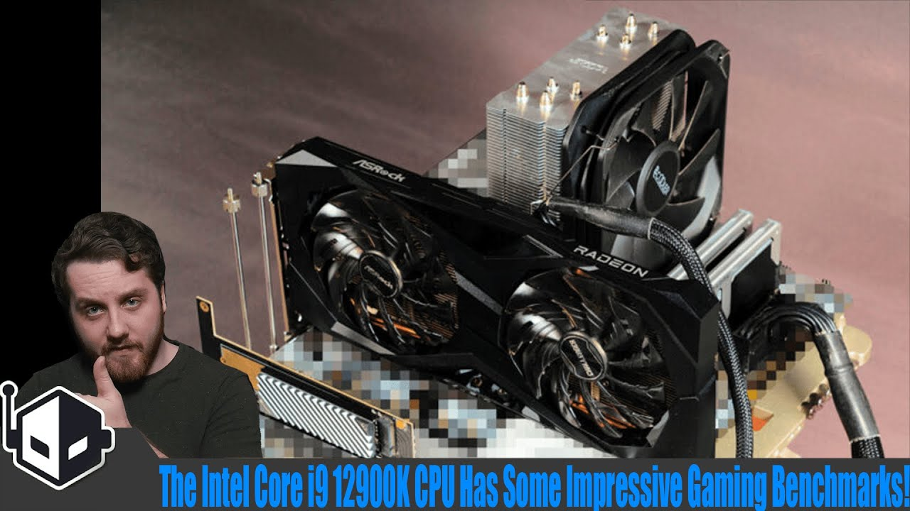 Download The Intel Core i9 12900K CPU Finally Has Some Gaming Benchmarks!