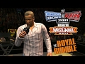 WWE SmackDown vs Raw 2011 - Road to Wrestlemania: Christian - #02 - Royal Rumble