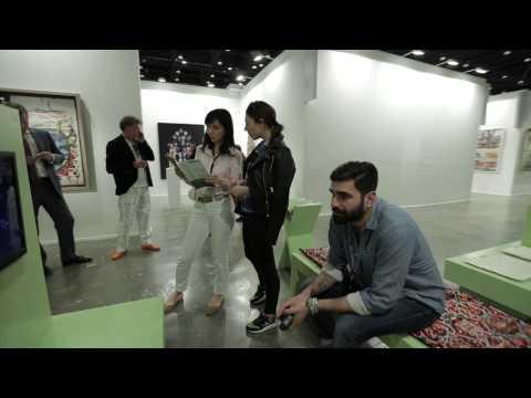 ART DUBAİ 2014/MARKER/YARAT