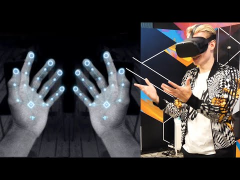 I tried the Oculus Quest Hand Tracking in VR! | Hands-On First Impressions