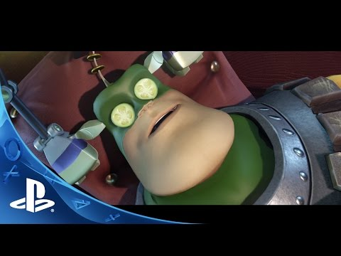 Ratchet & Clank - Story Trailer | PS4