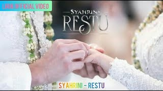 Gambar cover Syahrini - Restu (Lirik) Official Video