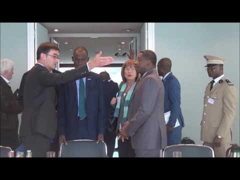 Faure Essozimna Gnassingbé Président de la République du TOGO & MPr  H  Seehofer 13 06 16 Teil I