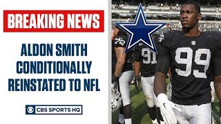 breaking-aldon-smith-conditionally-reinstated-nfl-cbs-sports-hq