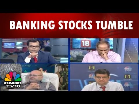 Closing Bell | Banking Stocks Tumble; Late Slide on Dalal Street | CNBC TV18