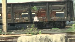 Nordkorea Reise 2012 - Heimfahrt aus Pjoengjang, Nordkorea, mit dem Zug nach Beijing, China,