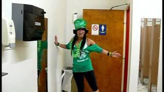 3.19.11 - Kzx Bloopers: Saint Patrick's Day Surprise