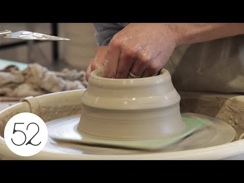 A Visit to Farmhouse Pottery | The Makers | Food52 - YouTube on home design categories, home design wide, home new designs for 2013, home design prints, home design structure, home design brown, home design art, home design details, home design patterns, home entryway design, home design dimensions, home design artists, home design shapes, home design equipment, home desins for sofas, home design materials, home design texture, home design borders, home design women,