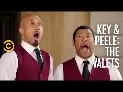 Every Single Sketch with the Valets - Key & Peele