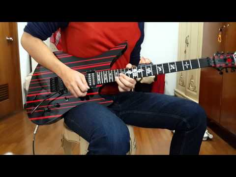 Seize The Day - Avenged Sevenfold (Guitar Cover)