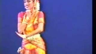 Part 02 - rAma nAmamA krishna nAmamA - bharatanATya arangETRam