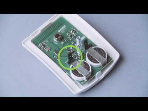 Central GSM 1000 Sulton   Cadastro de Sensores