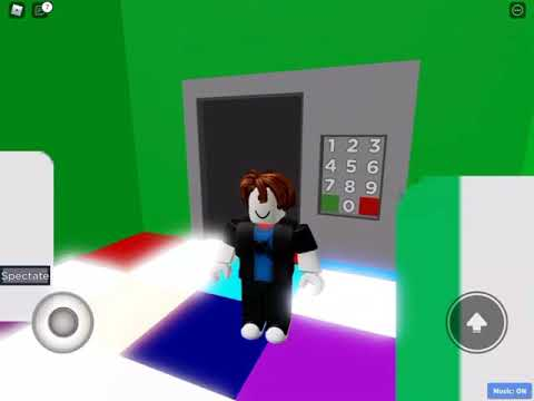 Roblox Untitled Door Game Stages 1 100 Walkthrough Youtube