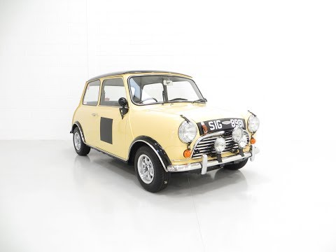 An Eye-Catching Austin Mini Cooper Recreation Built By A Motoring Fanatic - SOLD!