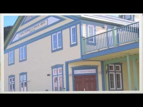 Dawson City, Yukon - Dempster Highway - Retrospective no. 5