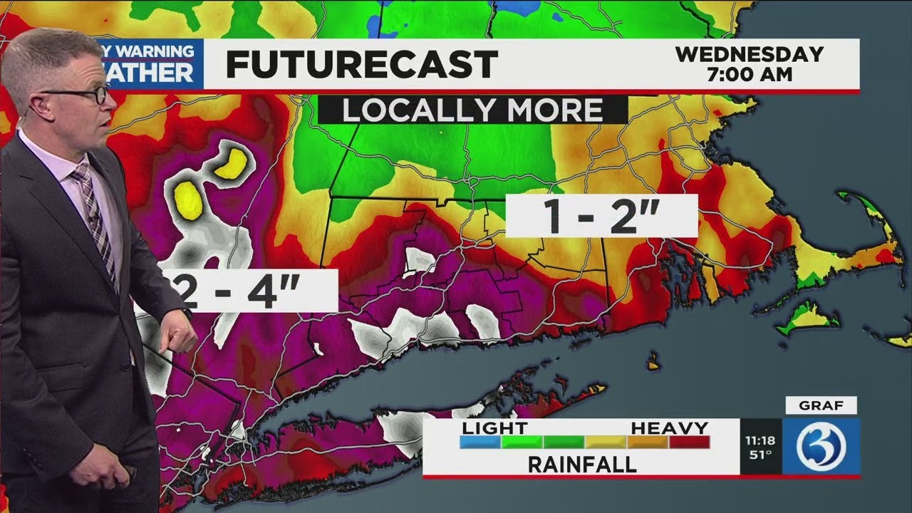 What meteorologists are saying about this autumn nor'easter