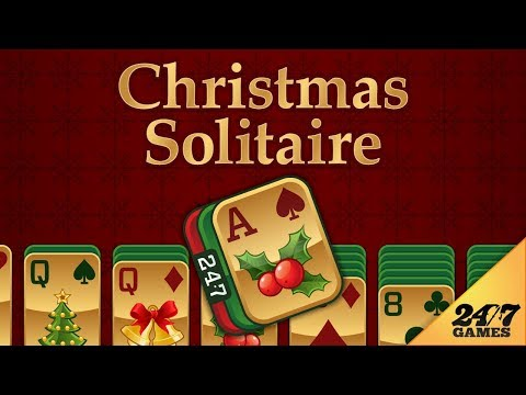 Christmas Solitaire Freecell.Christmas Solitaire Youtube