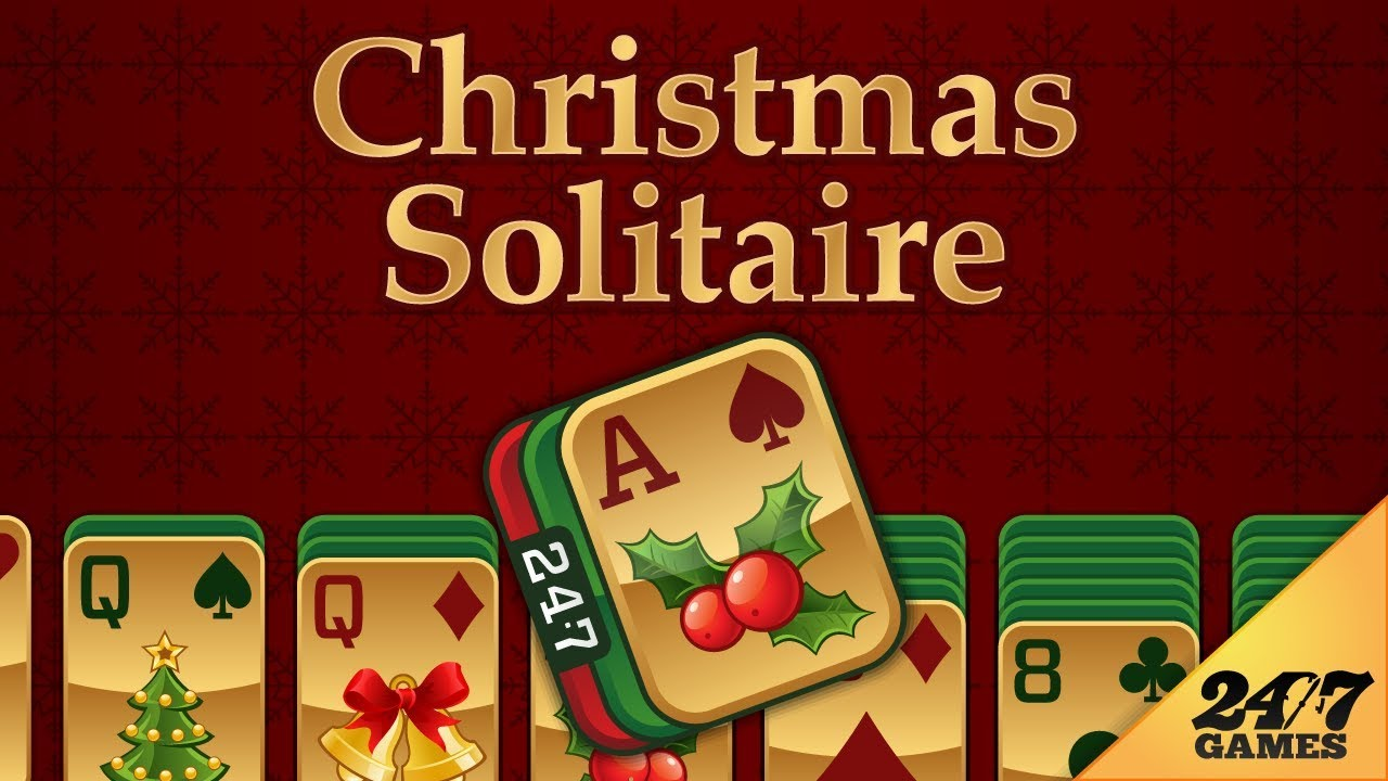 Christmas Solitaire 247.Christmas Solitaire