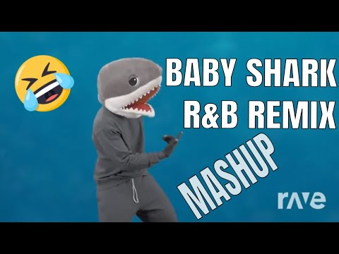 Baby Shark R&B Mashup Remix Song For Children