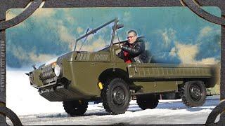 Запорожец для армии.  ЛуАЗ 967 ТПК с хранения