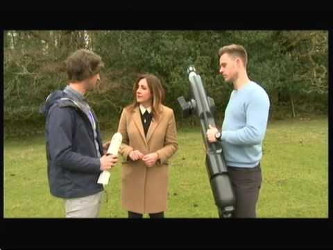 Drones - the dark side and the good - BBC - 29th April 2016
