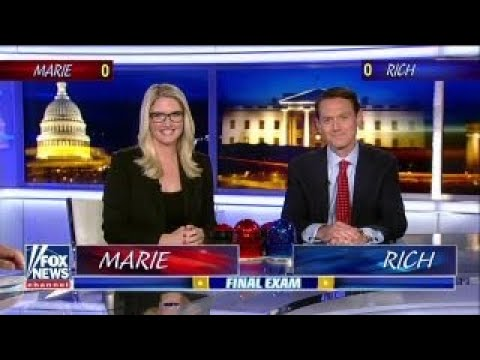 Tucker Carlson's 'Final Exam': Edson vs. Harf