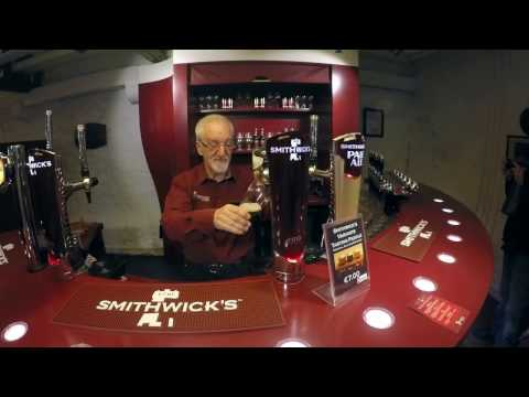 The Smithwicks Experience- Kilkenny, Ireland