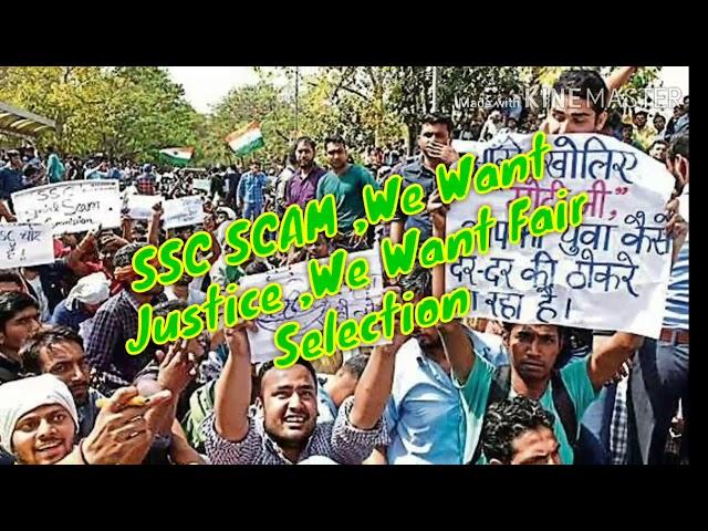SSC SCAM  Halla bol  31 march Delhi Chalo  against corruption