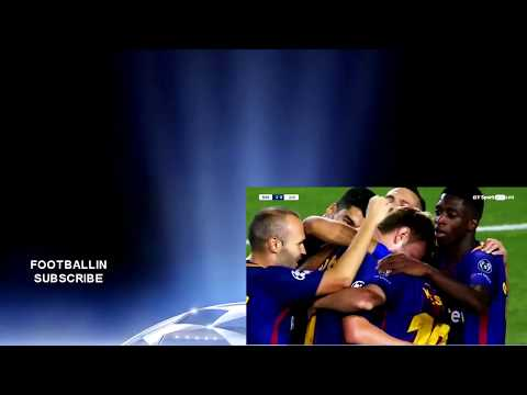 Barcelona vs Juventus 3 0 Post Match Analysis with Goals and Highlights