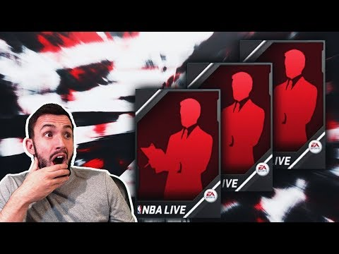 ELITE COACH PACK OPENING IN NBA LIVE MOBILE 18!!
