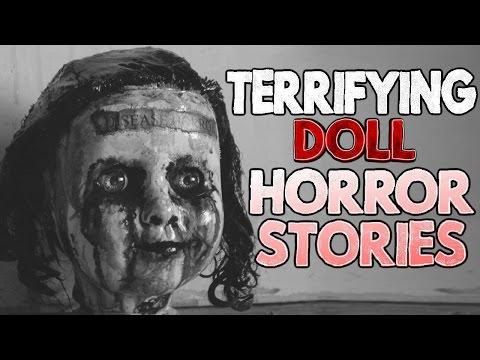 4 Terrifying Doll Horror Stories