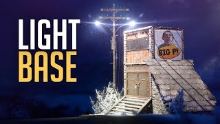 THE LIGHT BASE - Rust Duo