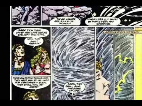 AT4W: Amazons Attack Prologue (1 of 2)