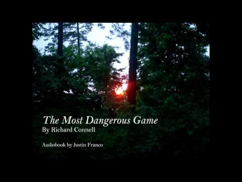 The Most Dangerous Game  book