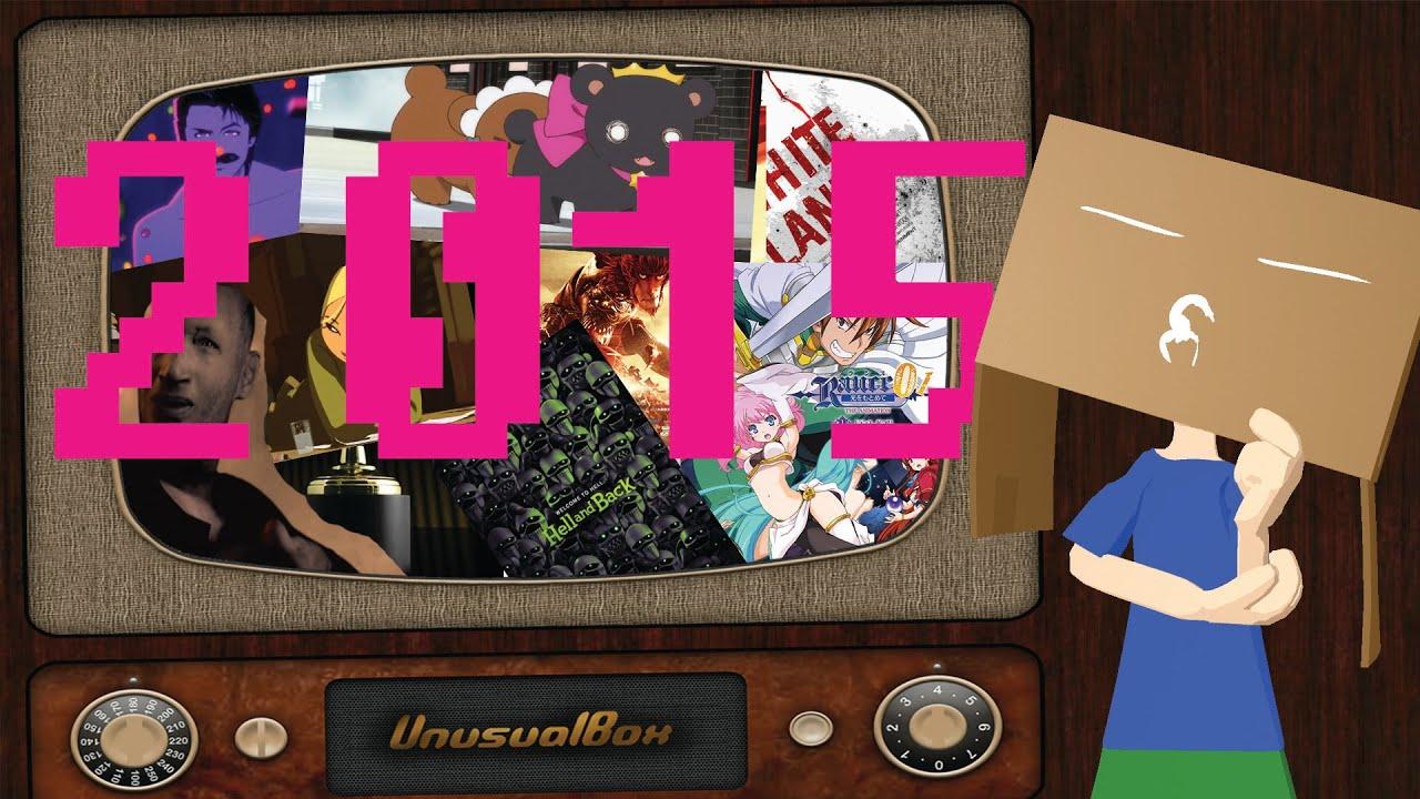Download 2015 Unusual's Animations Top Picks - unusualbox