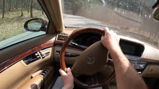 Mercedes-Benz S-Class 2008 _Test Drive Review///Мерседес С-Класса 2008 _ТЕСТ Драйв_Обзор