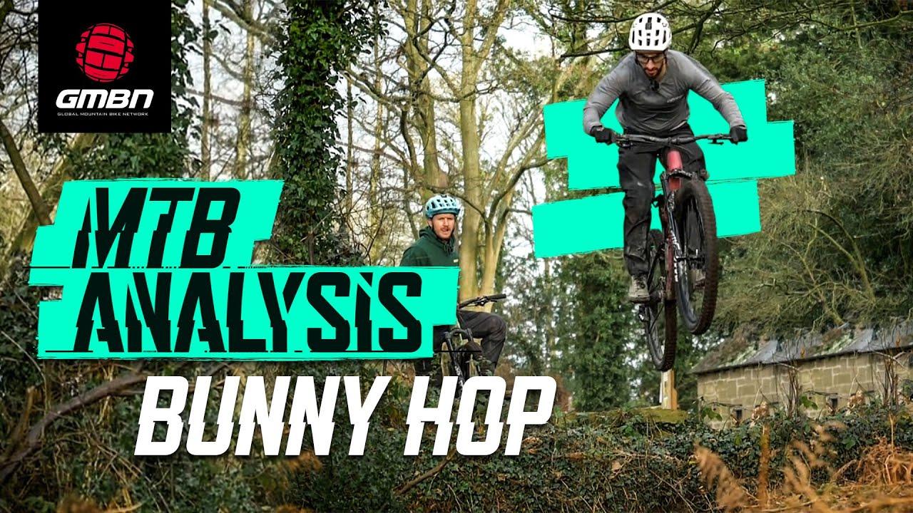 The Bunny Hop   Mountain Bike Skills Analysis