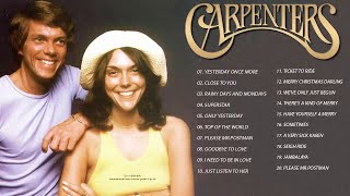 Carpenters Best Songs   Top 100 Best Songs The Carpenters Of All Time